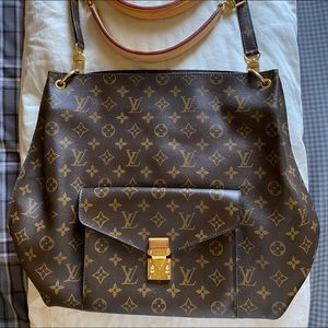 Louis Vuitton Monogram Metis Hobo Bag